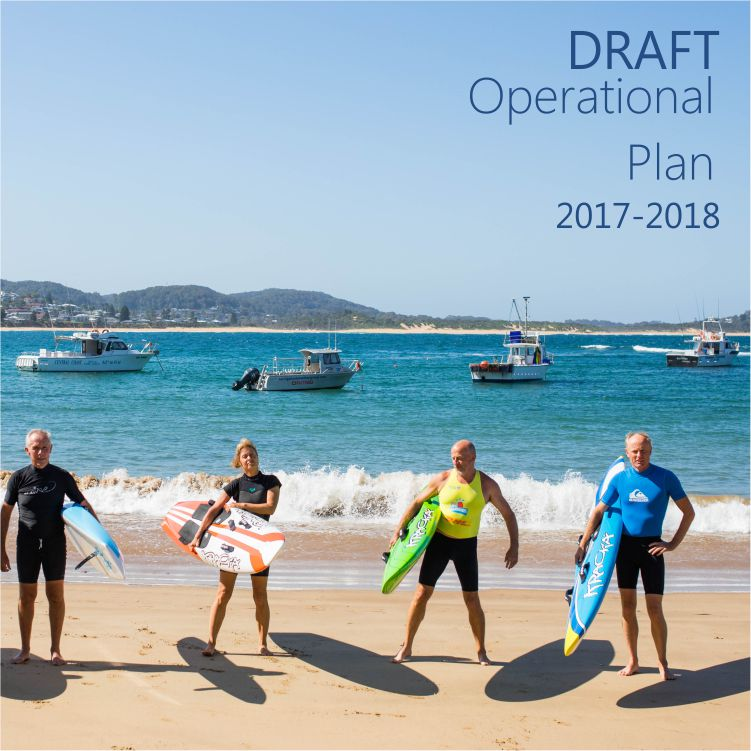 Project Tile Draft Operational Plan 2017-2018