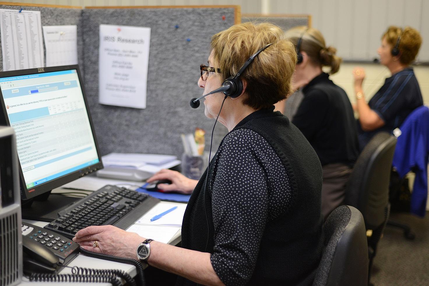 Iris call centre 1