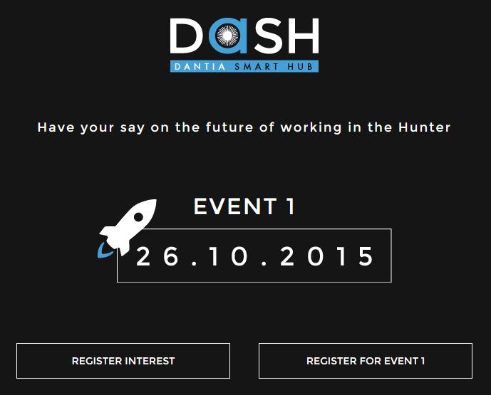 Dash event
