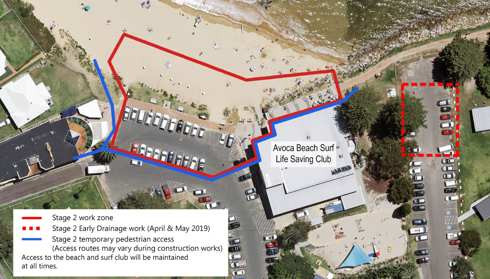 Avoca Beach South Foreshore Redevelopment | Your Voice - Our