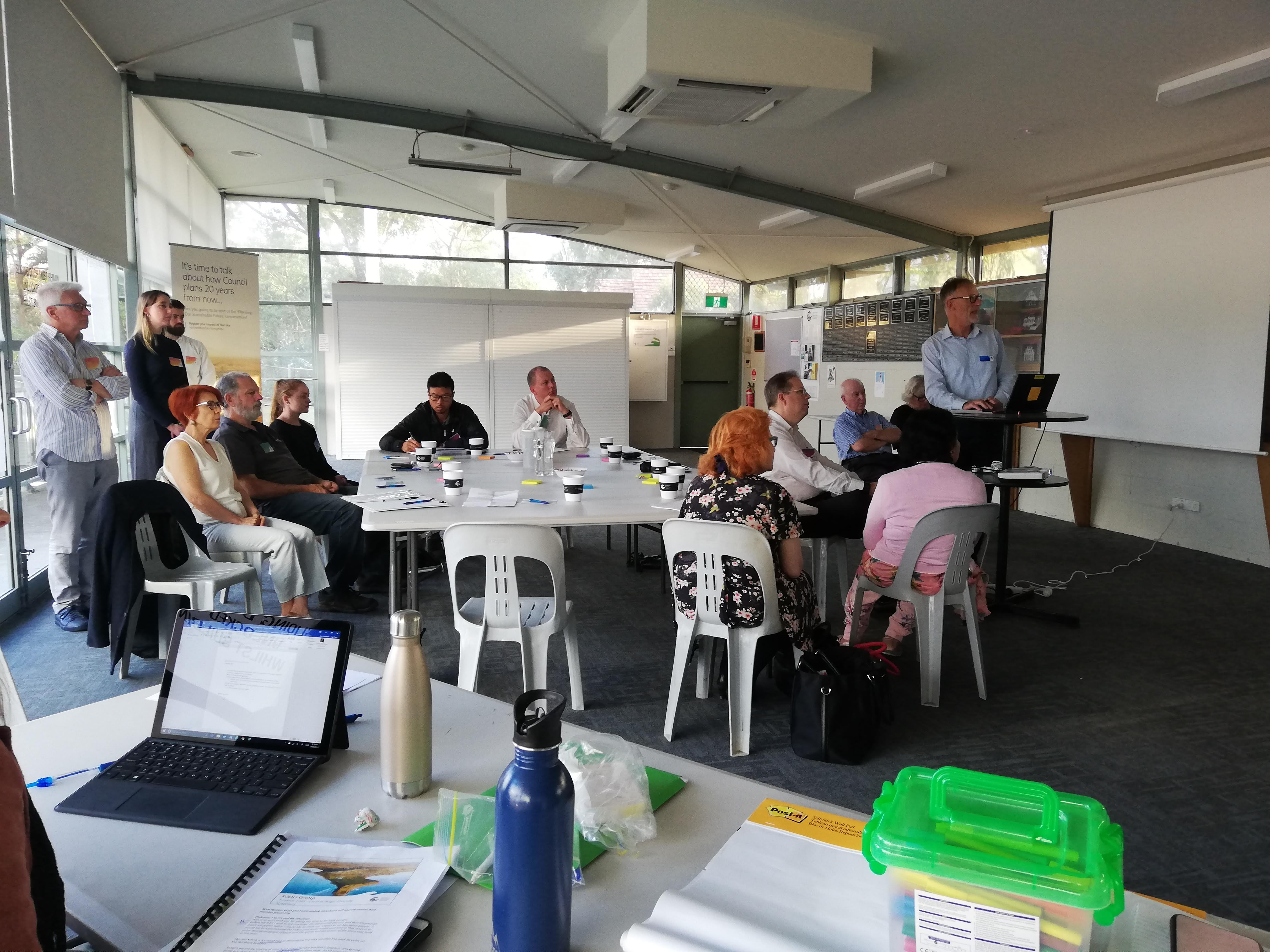 Frenchs forest fgd 20190319