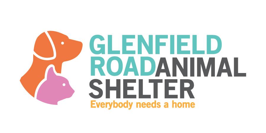 Glendfiled road animal shelter logo