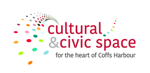 Cultural and civic space logo