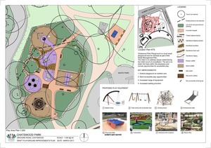 Chatswood park playground   playground improvements plan