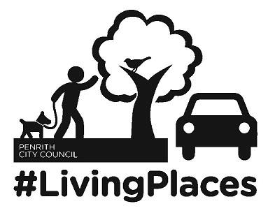 Living Places logo