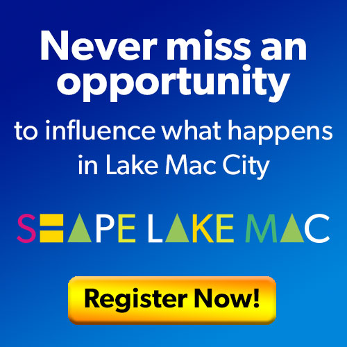 Register to Shape Lake Mac