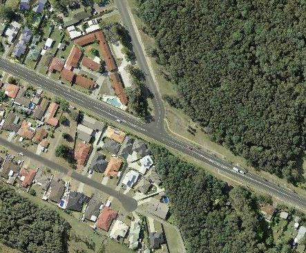 Yamba road upgrade