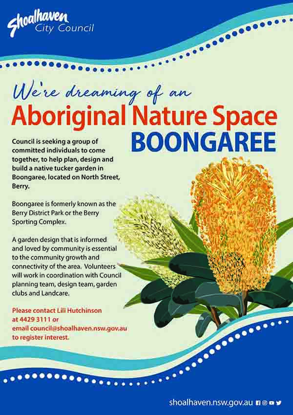 Boongareeaboriginalposter   600 wide