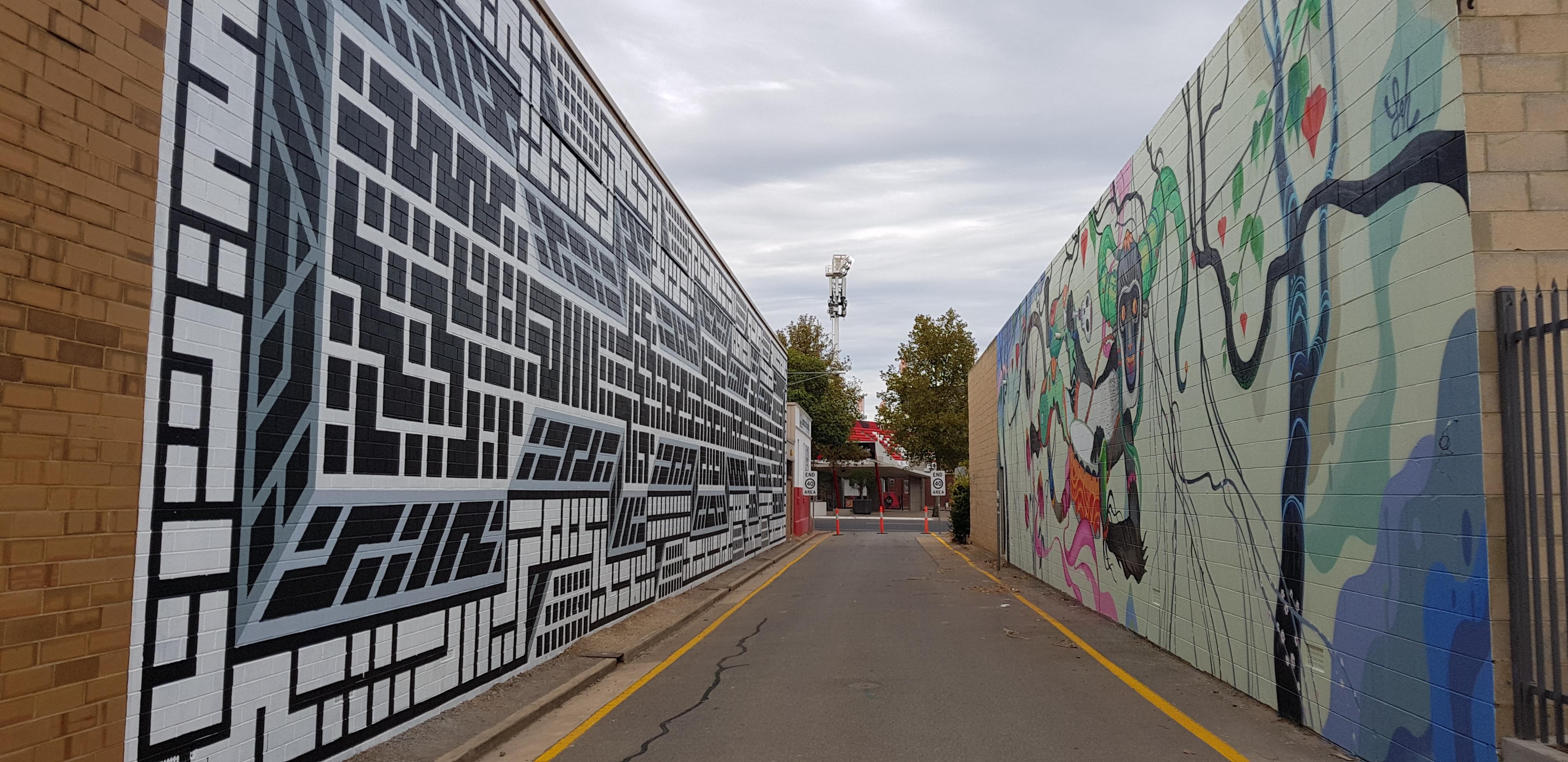 Crawford lane finished artwork
