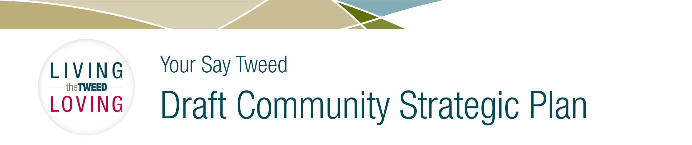 Have your say on the draft community strategic plan