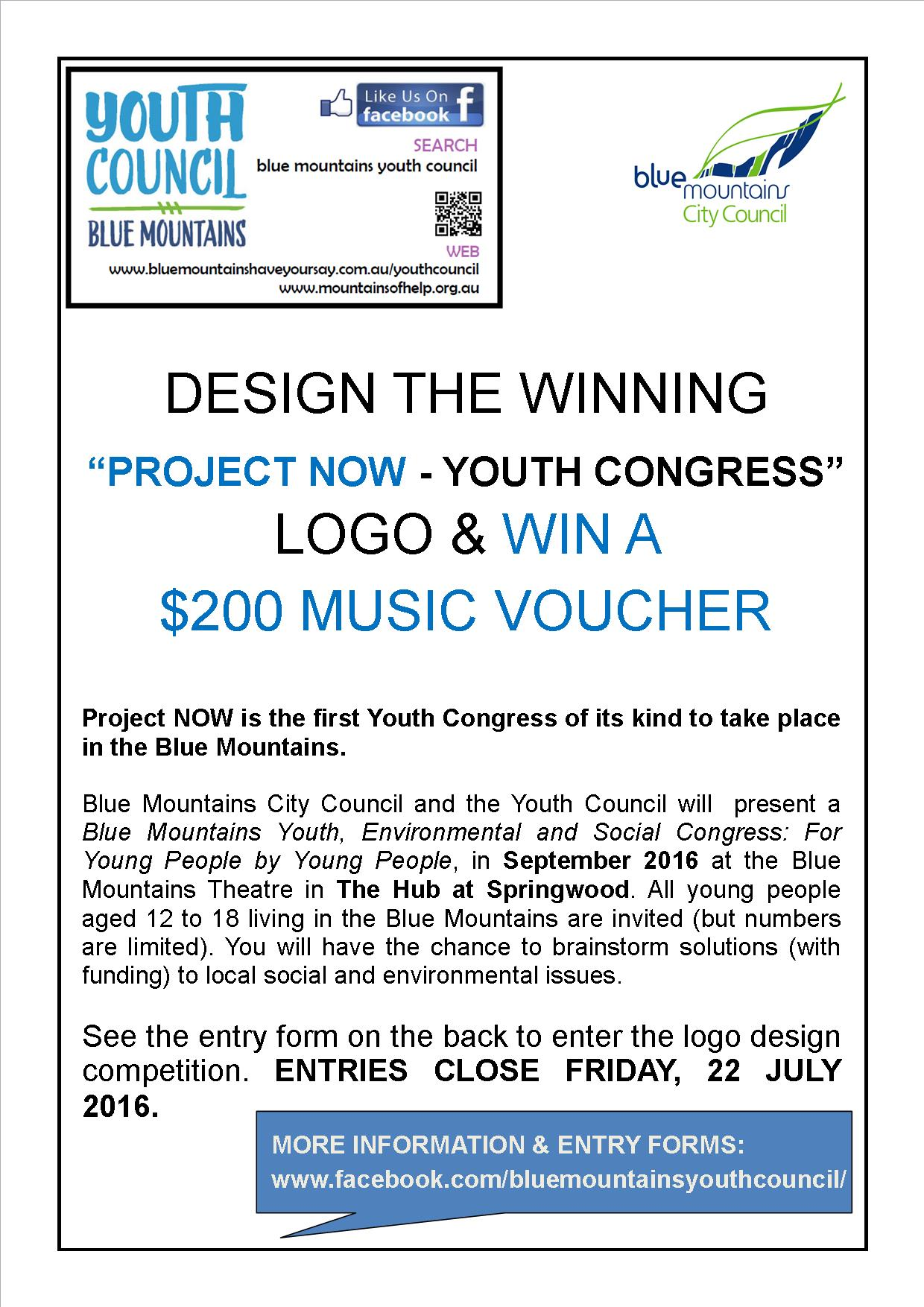 Project_now_youth_congress_-_logo_design_competition_1