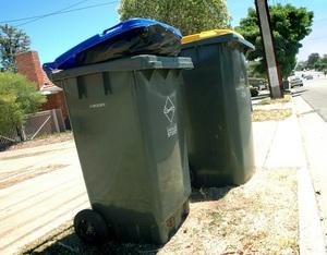 Rubbish bins 020