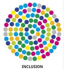Inclusion graphic