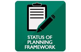 Planning framework icon wide