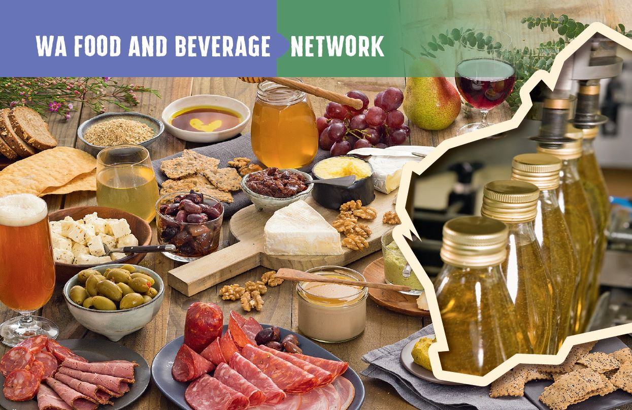 Wa food and beverage network