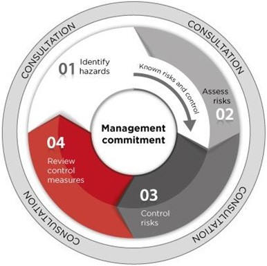 The risk management approach
