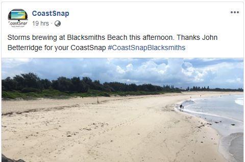 Coastsnap image