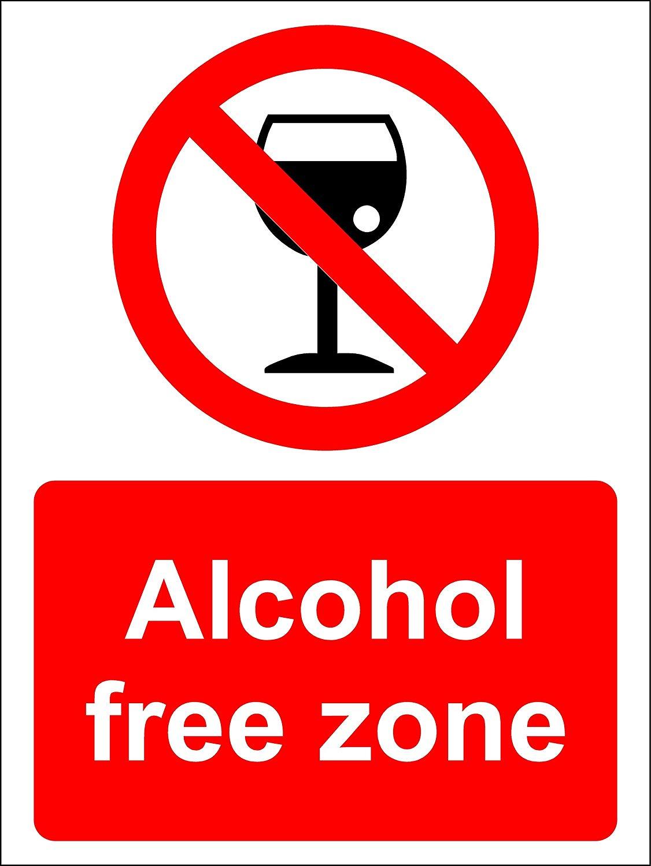 Alcohol free zone 2