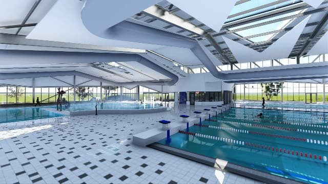 Leisure and aquatic strategic plan have your say canterbury bankstown for Indoor swimming pool bankstown
