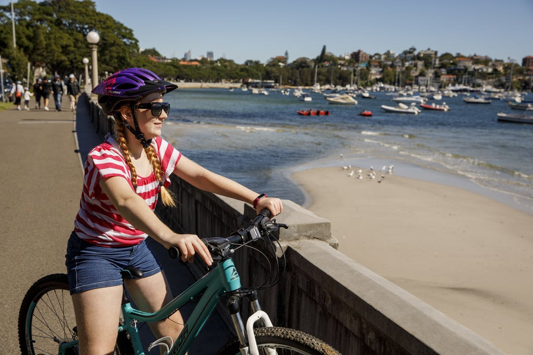 Double Bay to Rose Bay Cycleway and Rose Bay Promenade (DA)