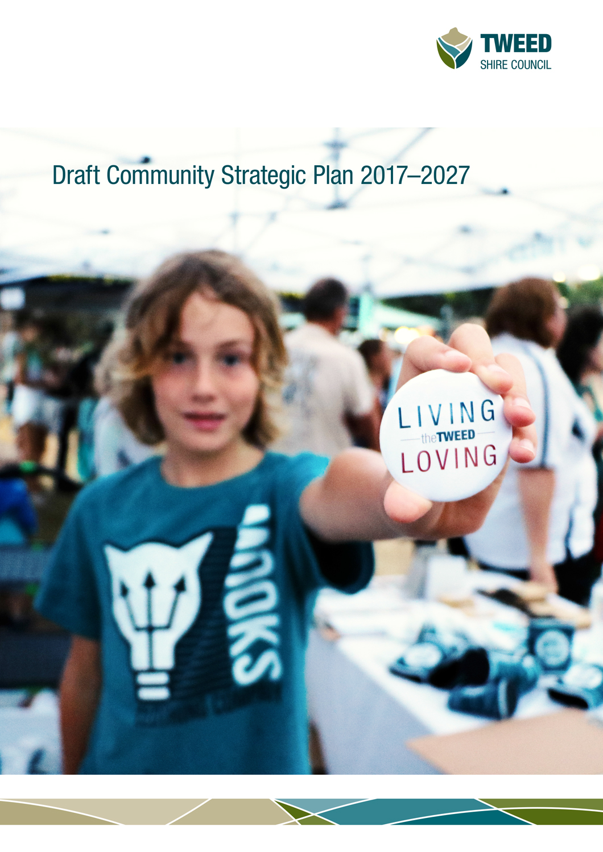 Draft Community Strategic Plan 2017-2027