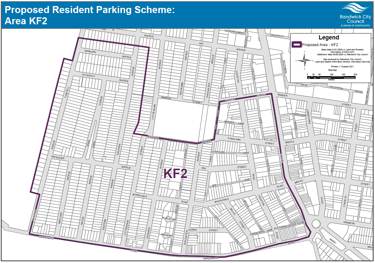 cf3e615083e Resident Parking - Kingsford (KF2)