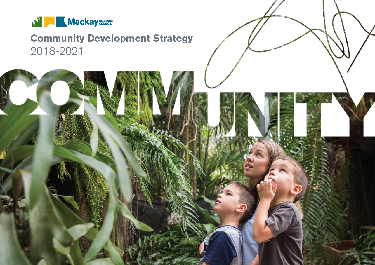The Community Development Strategy
