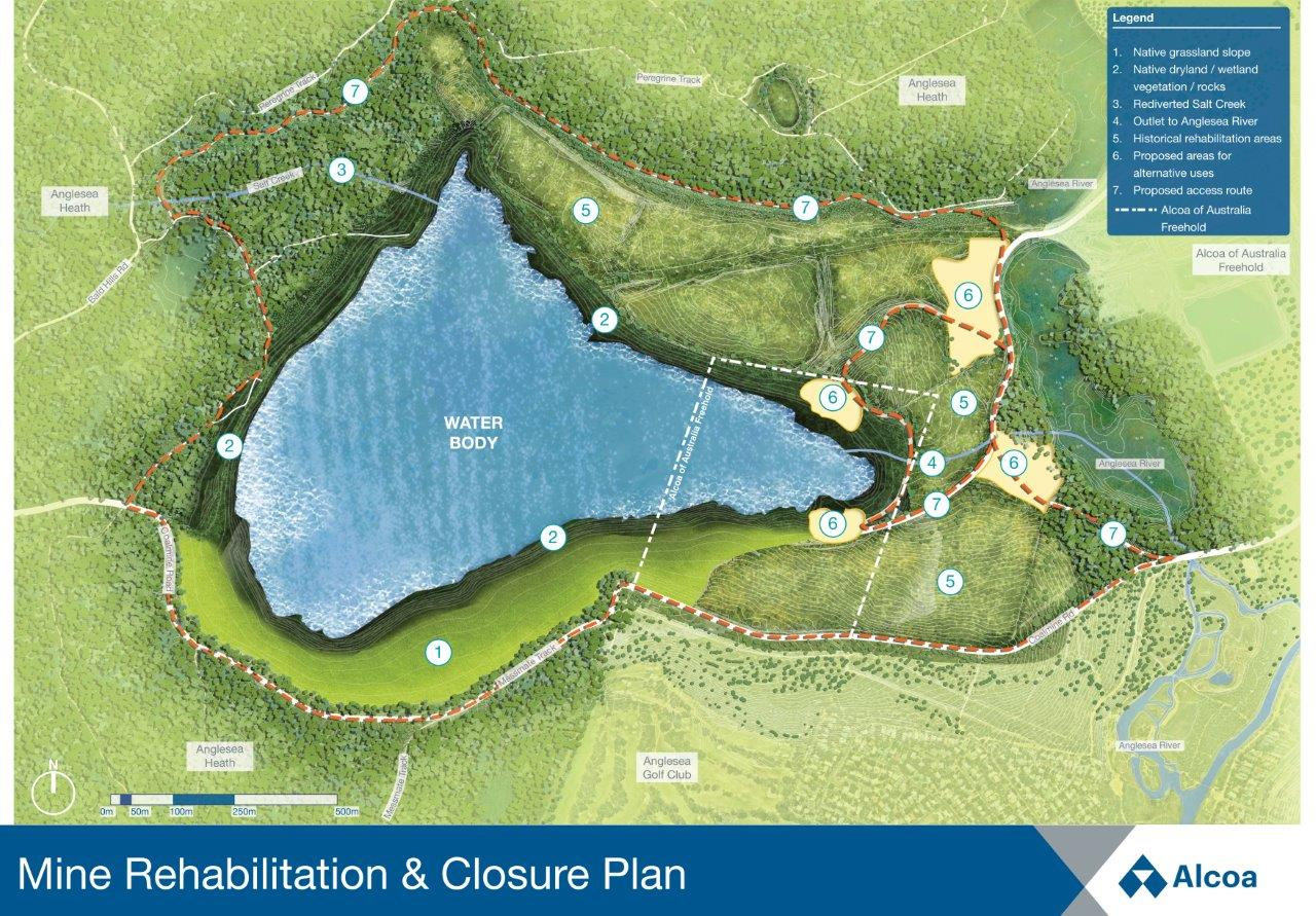 Mine Rehabilitation & Closure Plan