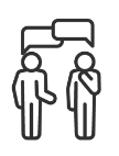 Drop in session icon