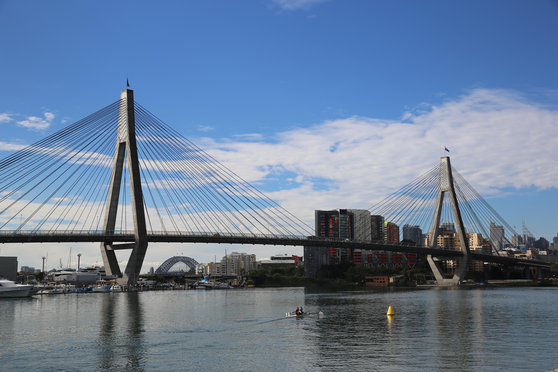 Inner west bridges