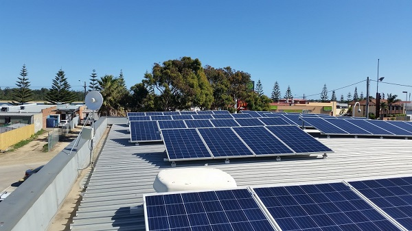 Solar on council buildings web
