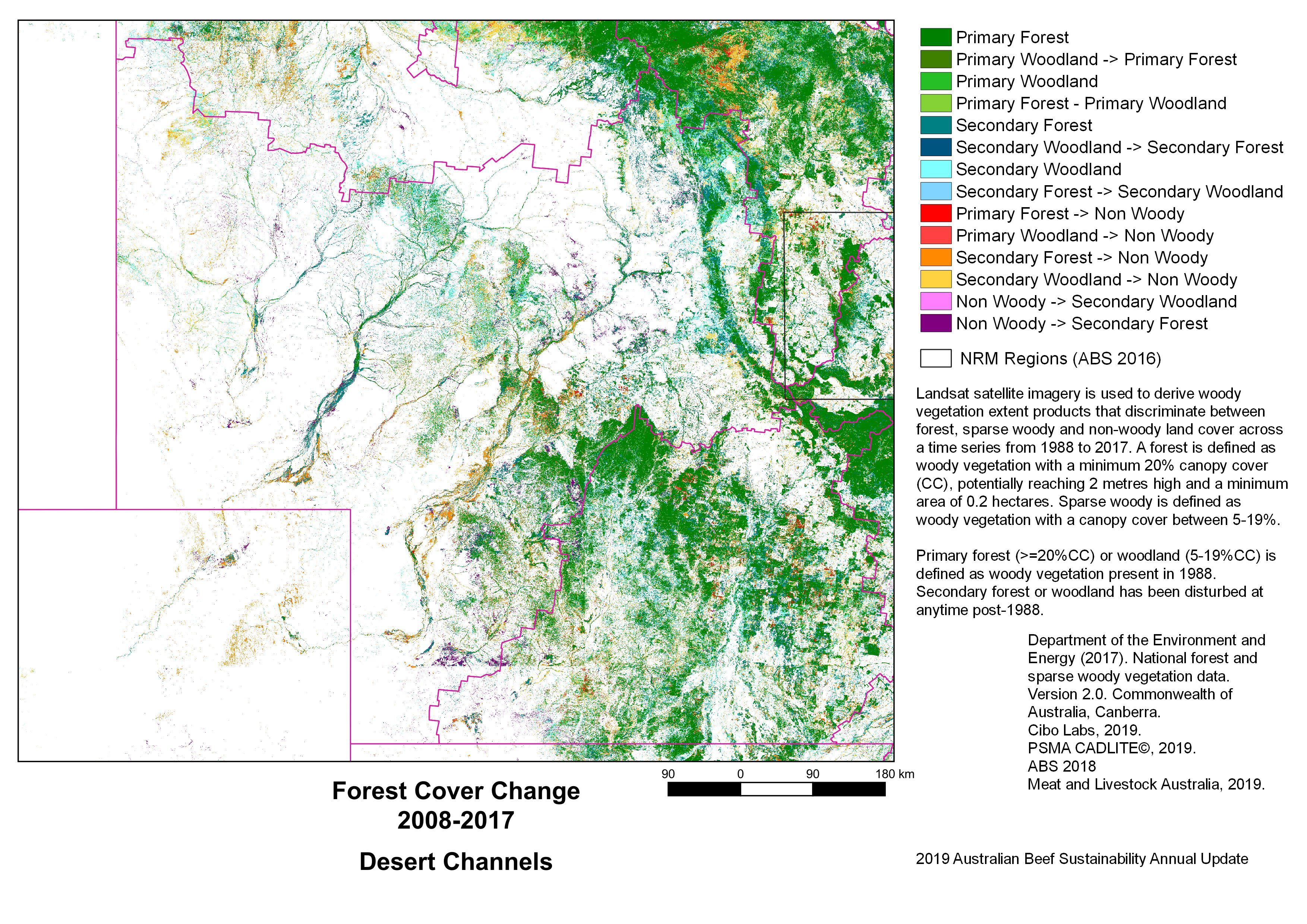 QLD - Desert Channels | Australian Beef Sustainability Framework