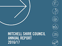 Annual report newsfeed