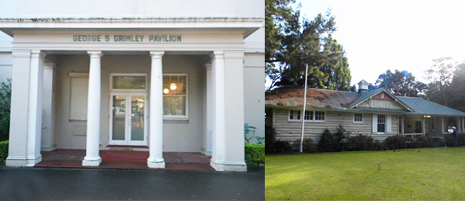 Heritage listing of George S. Grimley Pavilion and Sydney Croquet Club