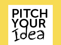 Pitch your idea   past projects tile