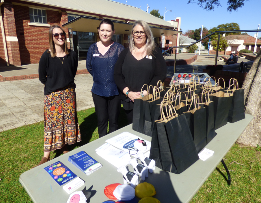 Waad   suicide prevention morning tea