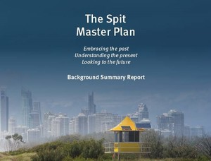 The spit master plan background summary report image