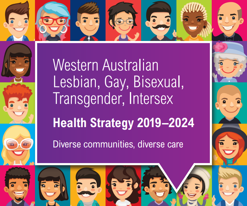 Wa health strategy cover