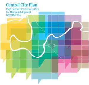 Central city plan