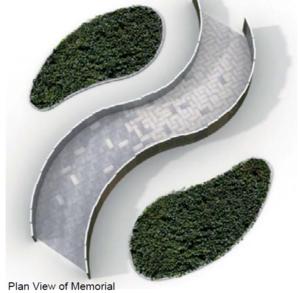 Korean war memorial project image