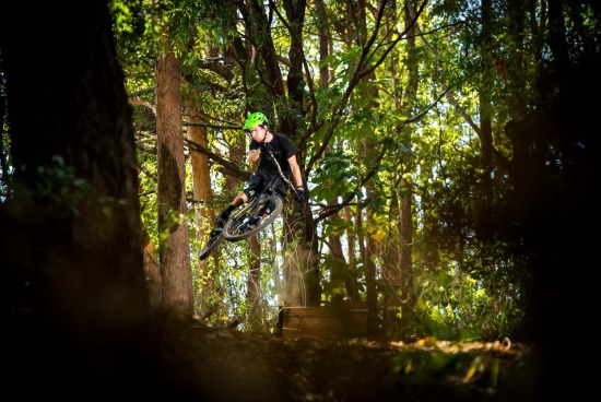 Exclusive MTB Photography Session