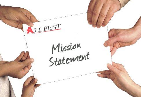 Allpest mission statement