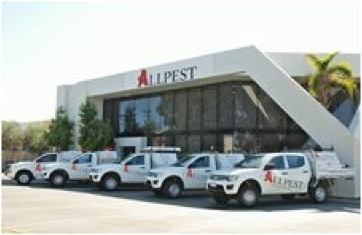 Allpest Company Cars