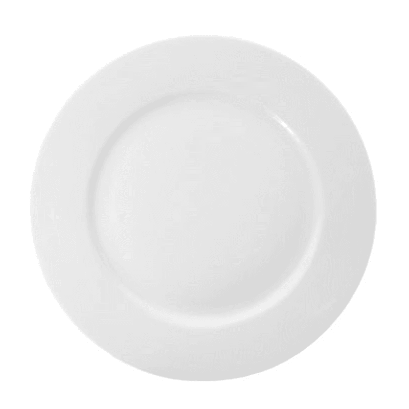 crockery large dinner plate