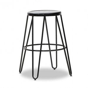 bar stool hair pin