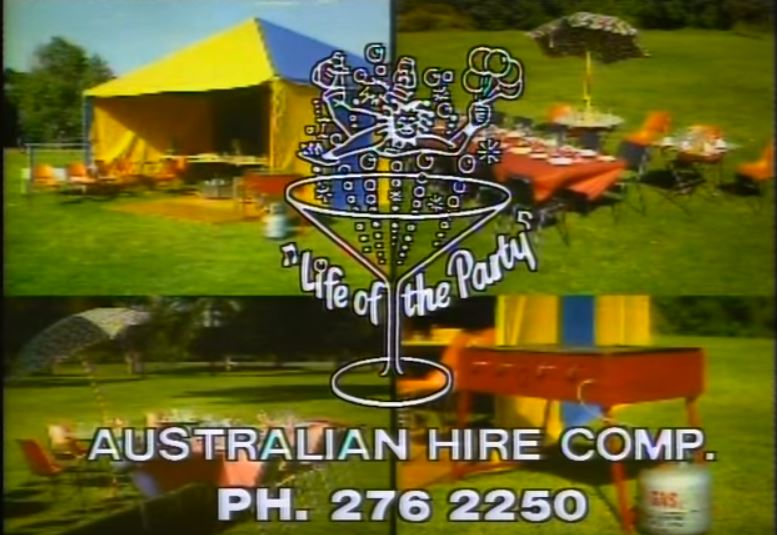 AHC TV Ad 1982