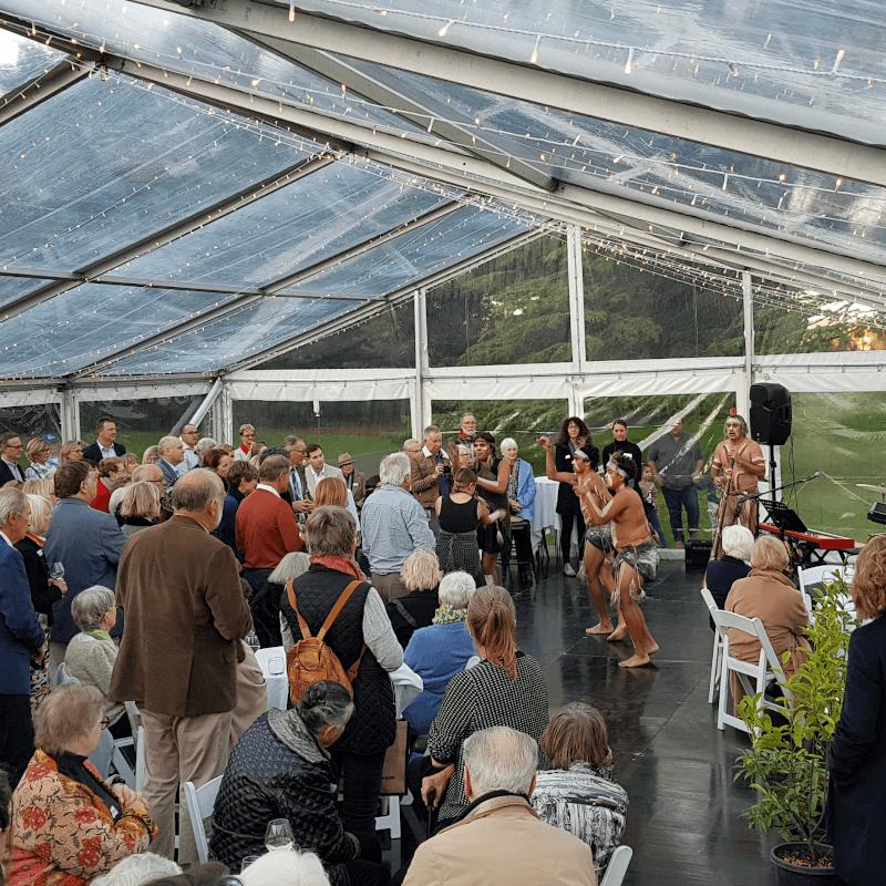 botanic pavilion