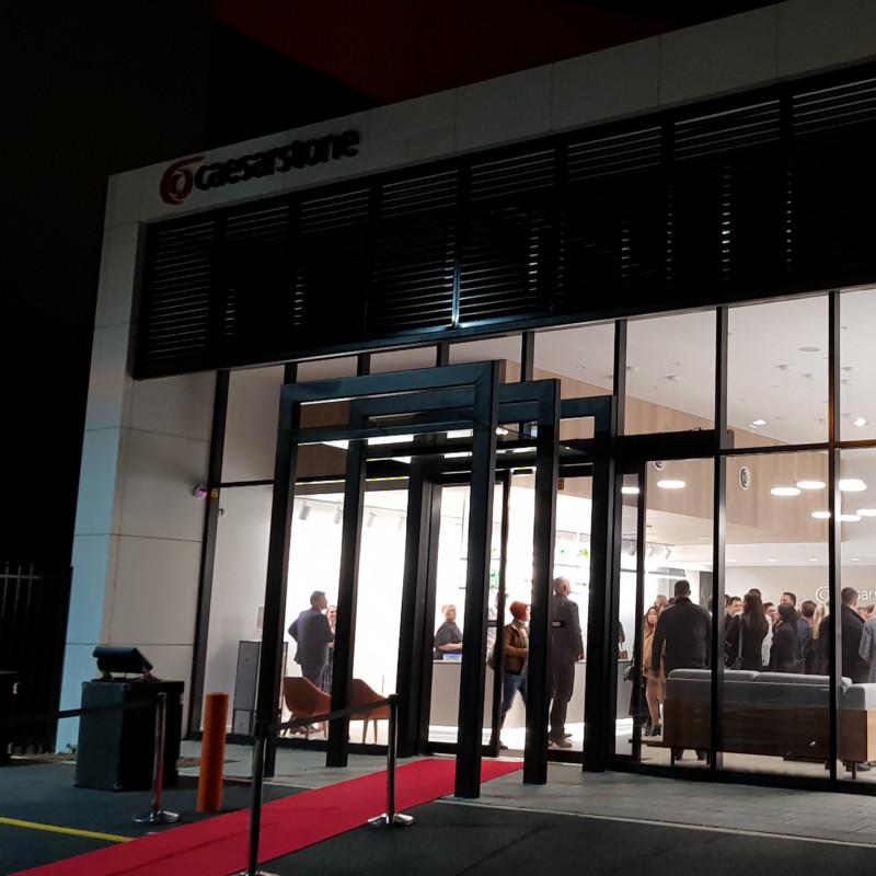 CaesarStone Lauch event Adelaide