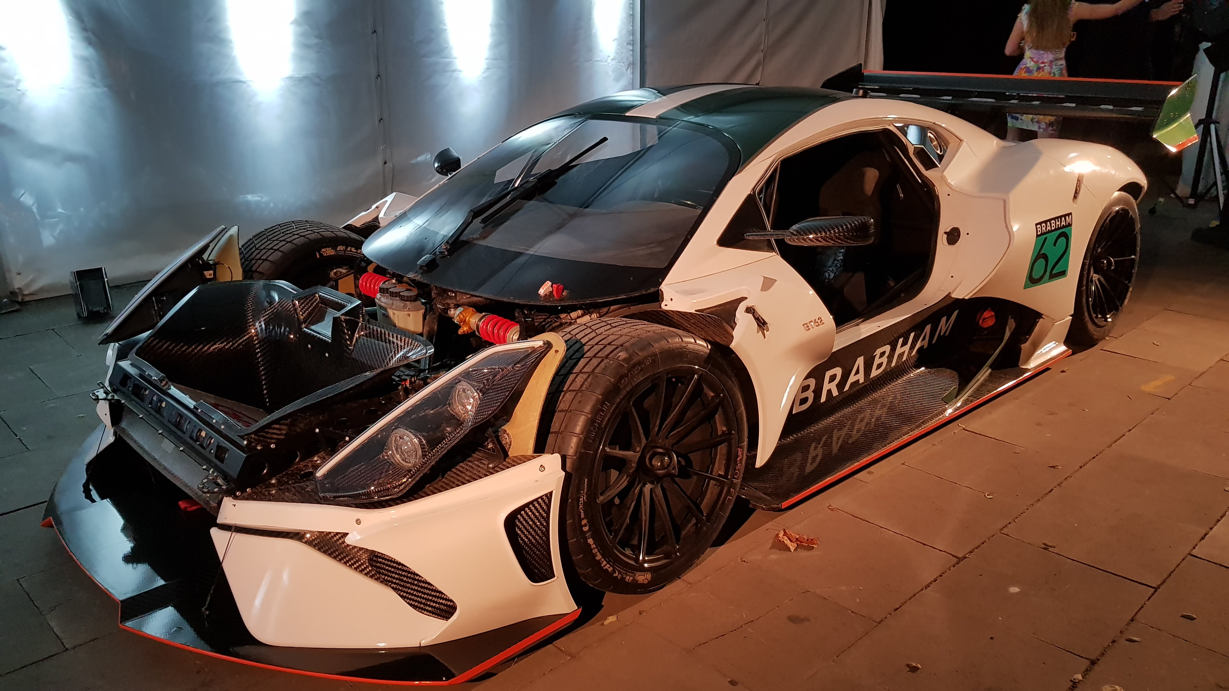 Brabham hypercar launch