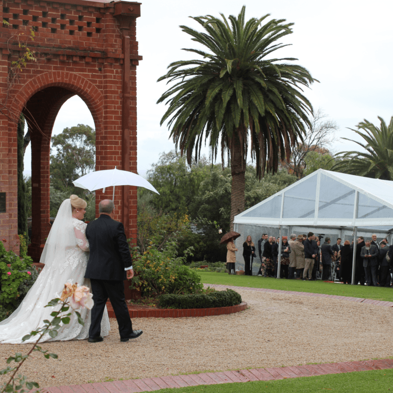 beaumont house wedding ceremony